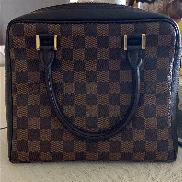 Louis Vuitton Handbags - Authentic LV Damier Ebene Brera satchel/crossbody
